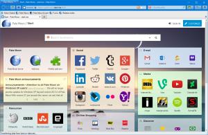 Pale Moon 28.2.2 (Windows, Linux) : navigateur Web Gratuit